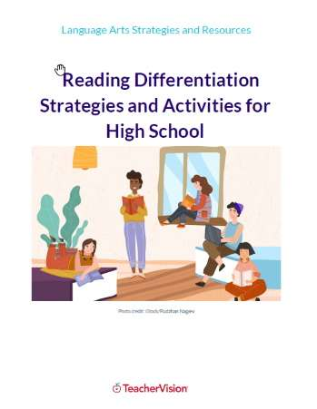 Reading Differentiation Strategies and Activities for High School