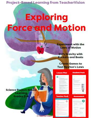Exploring Force and Motion: Project-Based Learning Unit from TeacherVision