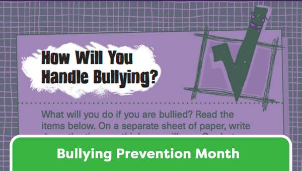 How Will You Handle Bullying?