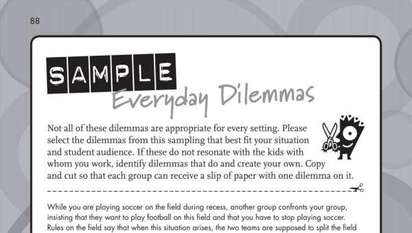 Everyday Dilemmas Cover Image