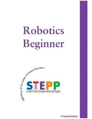 STEPP Robotics Lesson Comparing Robots and Humans