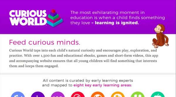 Curious World - Online Resource for Early Learning