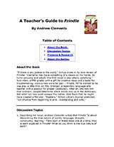 Frindle Teaching Guide
