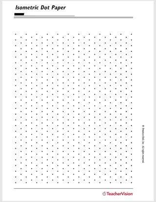 Isometric Dot Paper