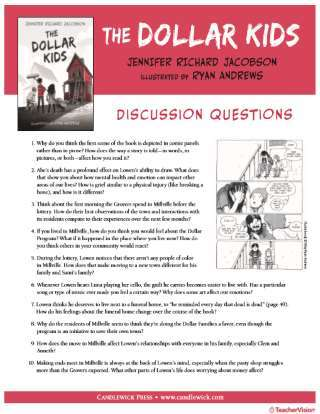 The Dollar Kids Book Discussion Guide