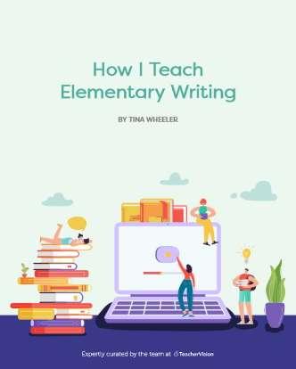 How I Teach High Elementary Writing