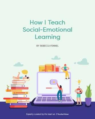 How I Teach Social-Emotional Learning E-Book