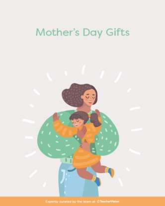 Mother's Day Gifts Themed Packet for Grades K-4