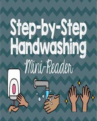 COVID-19 Handwashing Mini-Book
