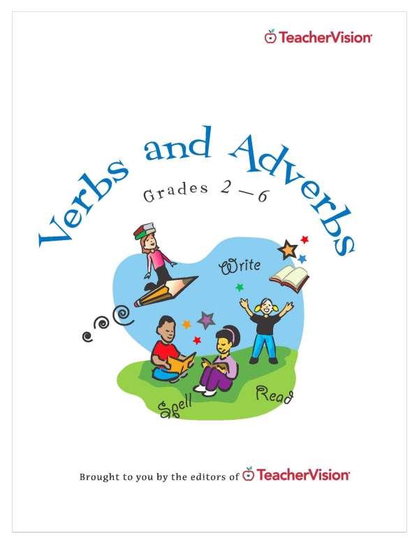 Verbs and Adverbs, Grades 2-6