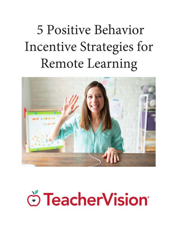 5 positive behavior incentive strategies cover