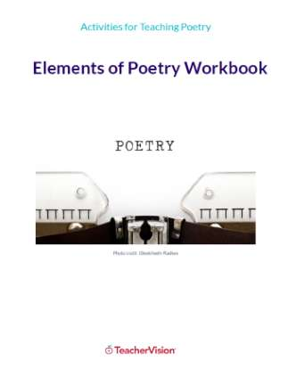 Elements of Poetry Workbook