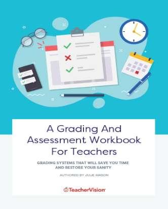 A Grading & Assessment Workbook for Teachers