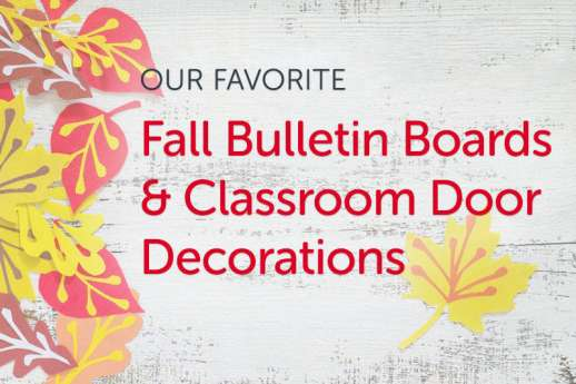 Fall Bulletin Boards and Classroom Doors