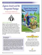 Eugenia Lincoln and the Unexpected Package Teaching Guide