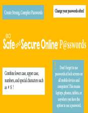 Creating Safe and Secure Passwords: Tips for Kids