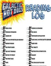 galactic-hot-dogs-reading-log