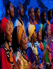 African American Gospel Music Choir