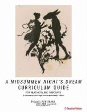 Folfer Library Midsummers Night's Dream Curriculum Guide