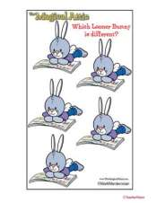 Looner Bunny Spot the Differences