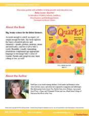Baby Loves Quarks Book Activity Guide