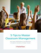 5 Tips to Master Classroom Management