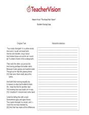 Three lesson plans for teaching students how to analyze poems and compare and contrast two poems