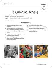 A breathing exercise to focus students
