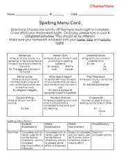 Use this resource to help support best practices in spelling in the elementary classroom