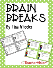 20 fun brain break cards to energize and refocus your students