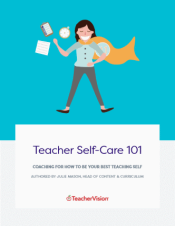 Teacher Self-Care 101: Coaching for How to Be Your Best Teaching Self